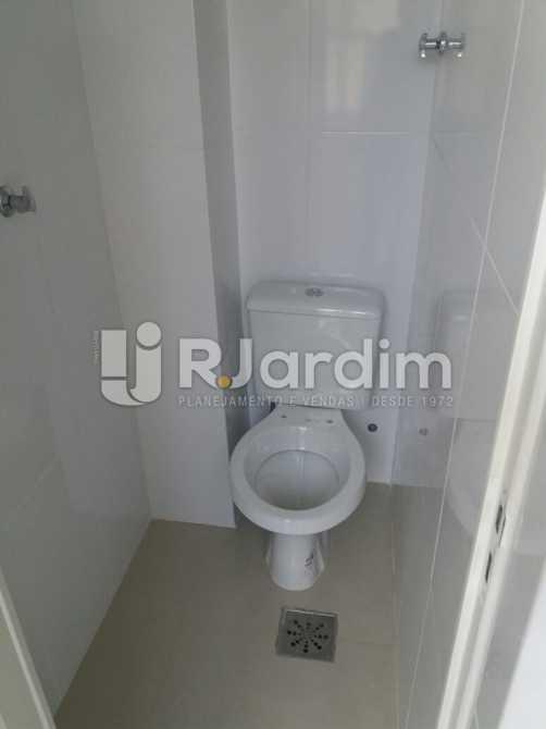 W C serviço - Apartamento Ipanema, Zona Sul,Rio de Janeiro, RJ À Venda, 2 Quartos, 85m² - LAAP21154 - 17