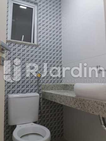 WC suíte - Apartamento Ipanema, Zona Sul,Rio de Janeiro, RJ À Venda, 2 Quartos, 85m² - LAAP21154 - 26