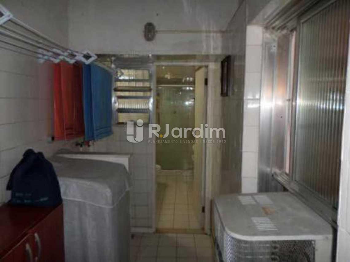 Área de serviço - Casa de Vila à venda Rua São Clemente,Botafogo, Zona Sul,Rio de Janeiro - R$ 1.840.000 - LACV50001 - 11