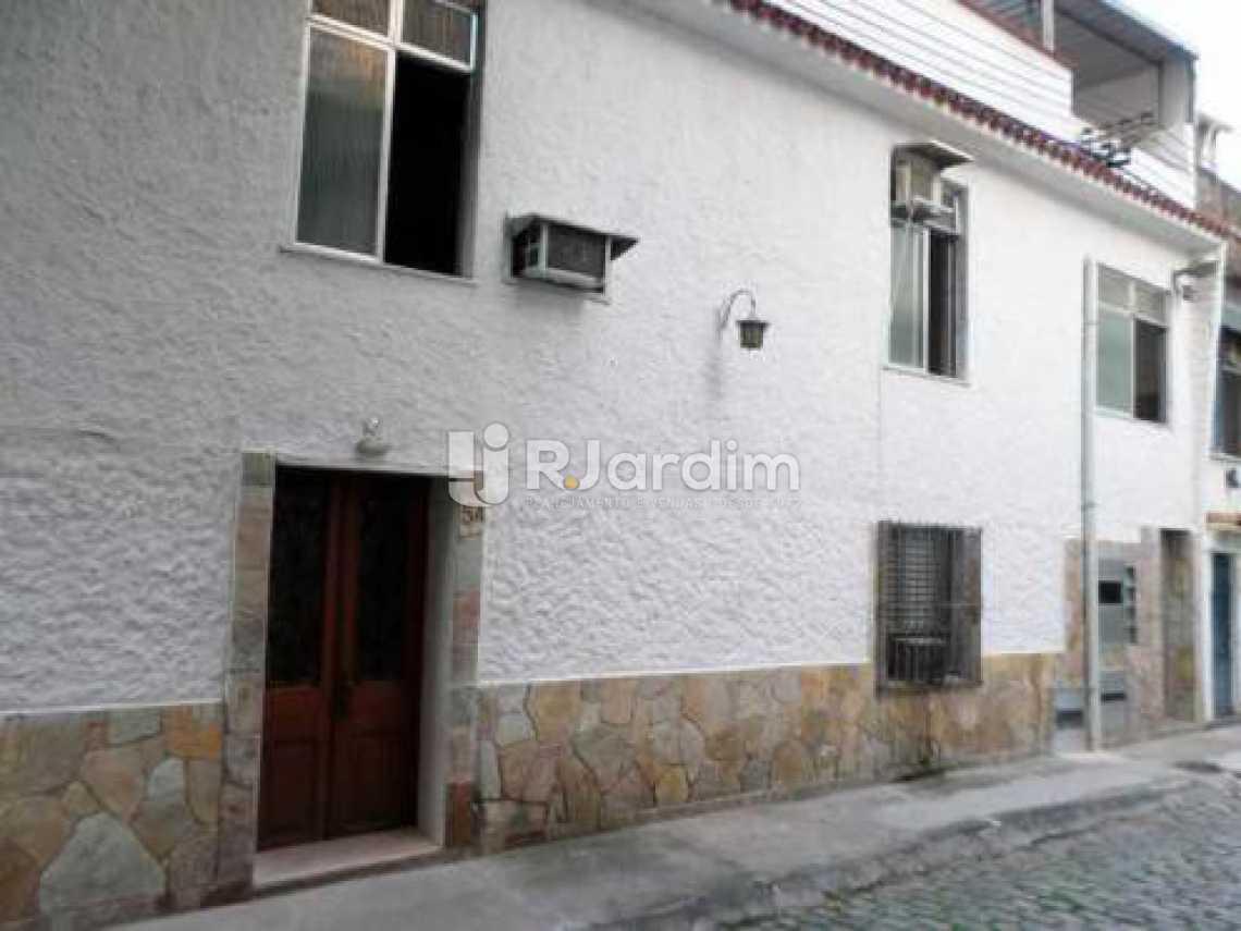 Fachada externa - Casa de Vila à venda Rua São Clemente,Botafogo, Zona Sul,Rio de Janeiro - R$ 1.840.000 - LACV50001 - 1