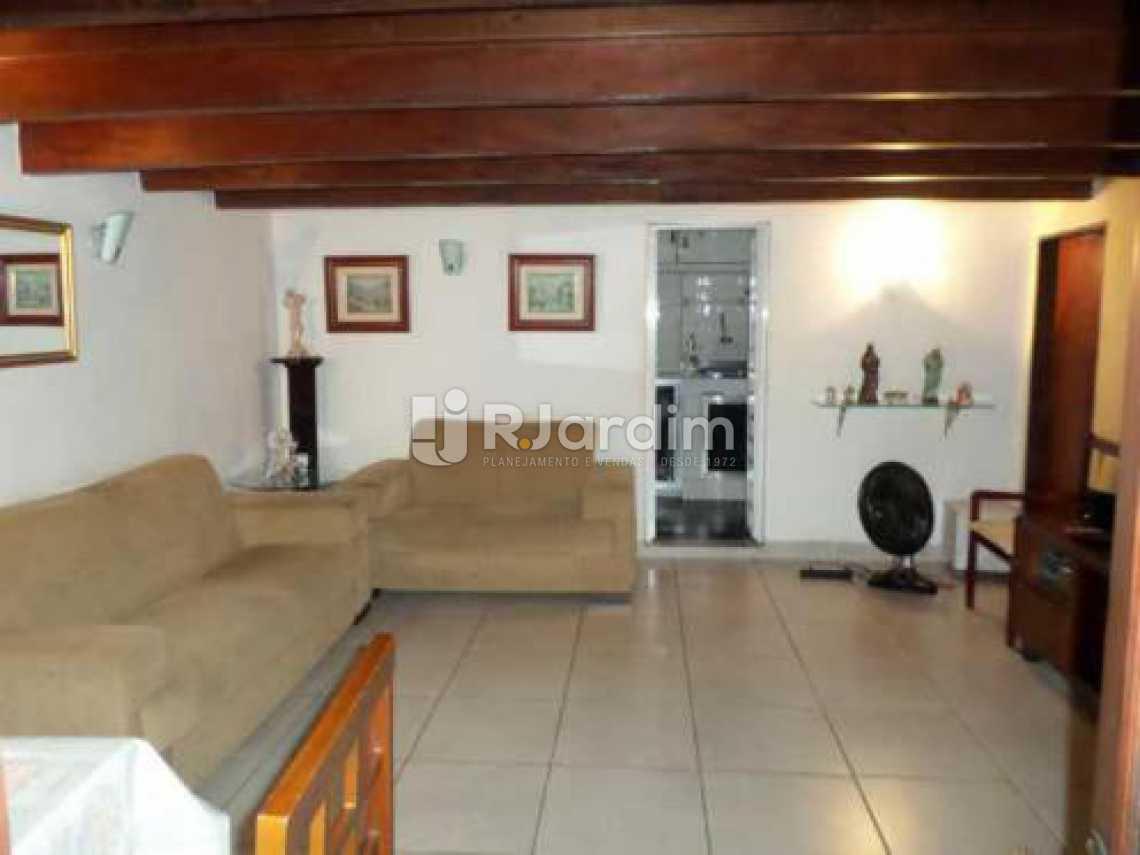 Sala - Casa de Vila à venda Rua São Clemente,Botafogo, Zona Sul,Rio de Janeiro - R$ 1.840.000 - LACV50001 - 6