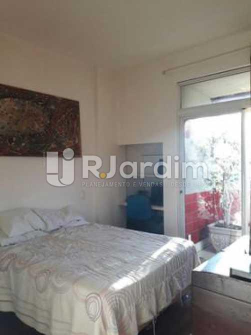 1o Quarto  - Apartamento à venda Avenida Visconde de Albuquerque,Leblon, Zona Sul,Rio de Janeiro - R$ 1.900.000 - LAAP21158 - 11