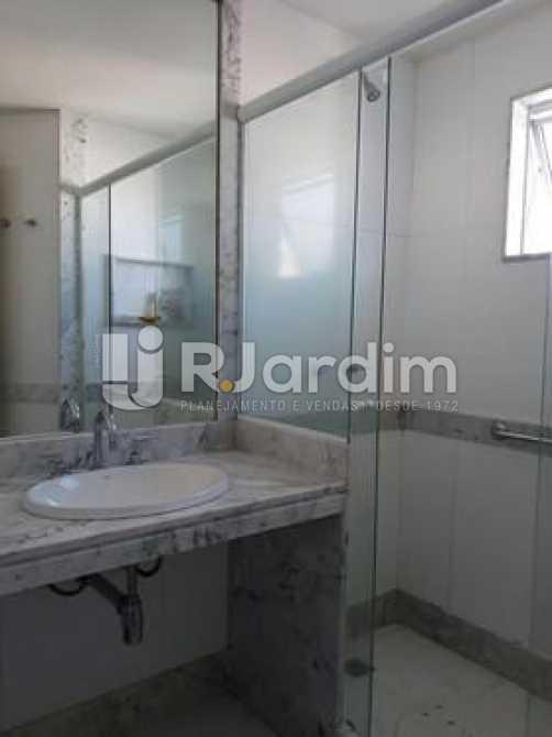 Banheiro suíte - Apartamento à venda Avenida Visconde de Albuquerque,Leblon, Zona Sul,Rio de Janeiro - R$ 1.900.000 - LAAP21158 - 20