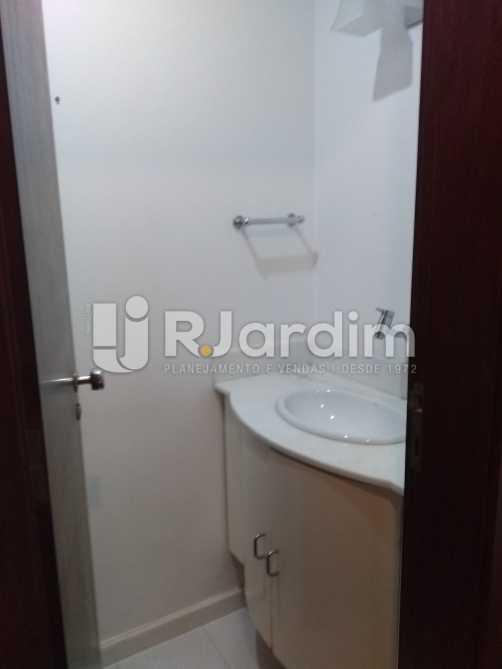 Lavabo - Imóveis Aluguel Cobertura Leblon 4 quartos - LACO40146 - 9