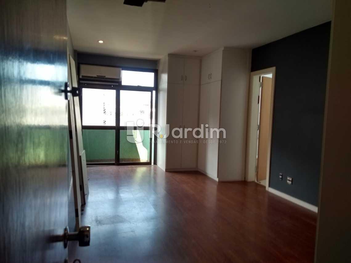 Suite 1 - Imóveis Aluguel Cobertura Leblon 4 quartos - LACO40146 - 10