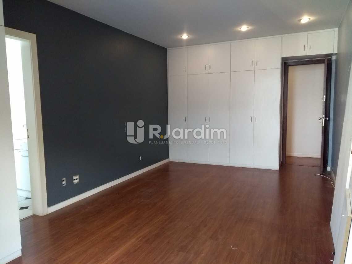 Suite 1 - Imóveis Aluguel Cobertura Leblon 4 quartos - LACO40146 - 11