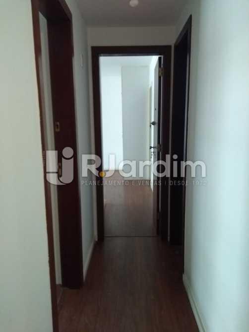 Corredor - Imóveis Aluguel Cobertura Leblon 4 quartos - LACO40146 - 18