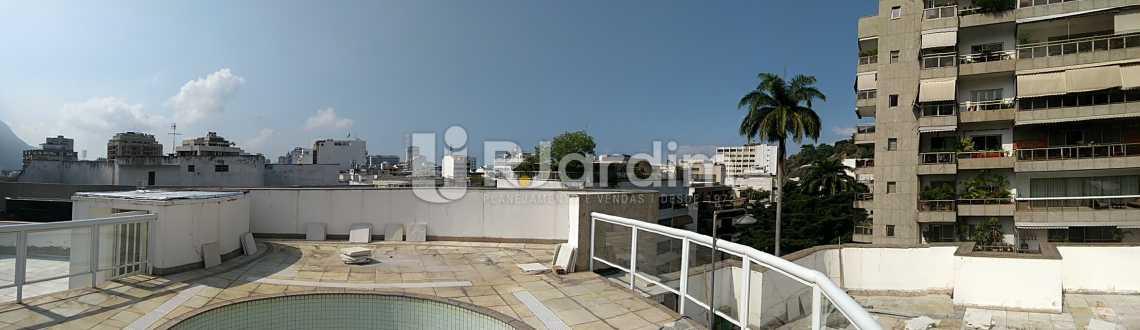 Panoramica Terraço - Imóveis Aluguel Cobertura Leblon 4 quartos - LACO40146 - 27
