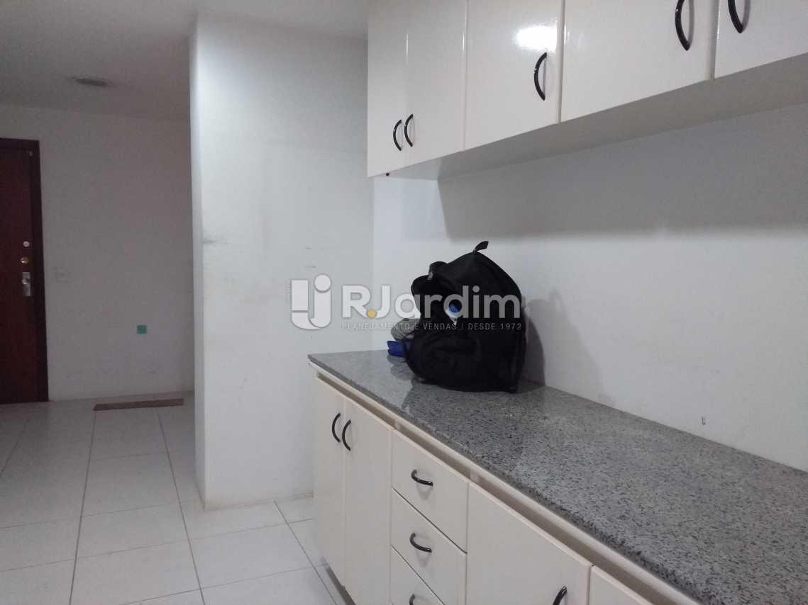 Cozinha - Imóveis Aluguel Cobertura Leblon 4 quartos - LACO40146 - 30