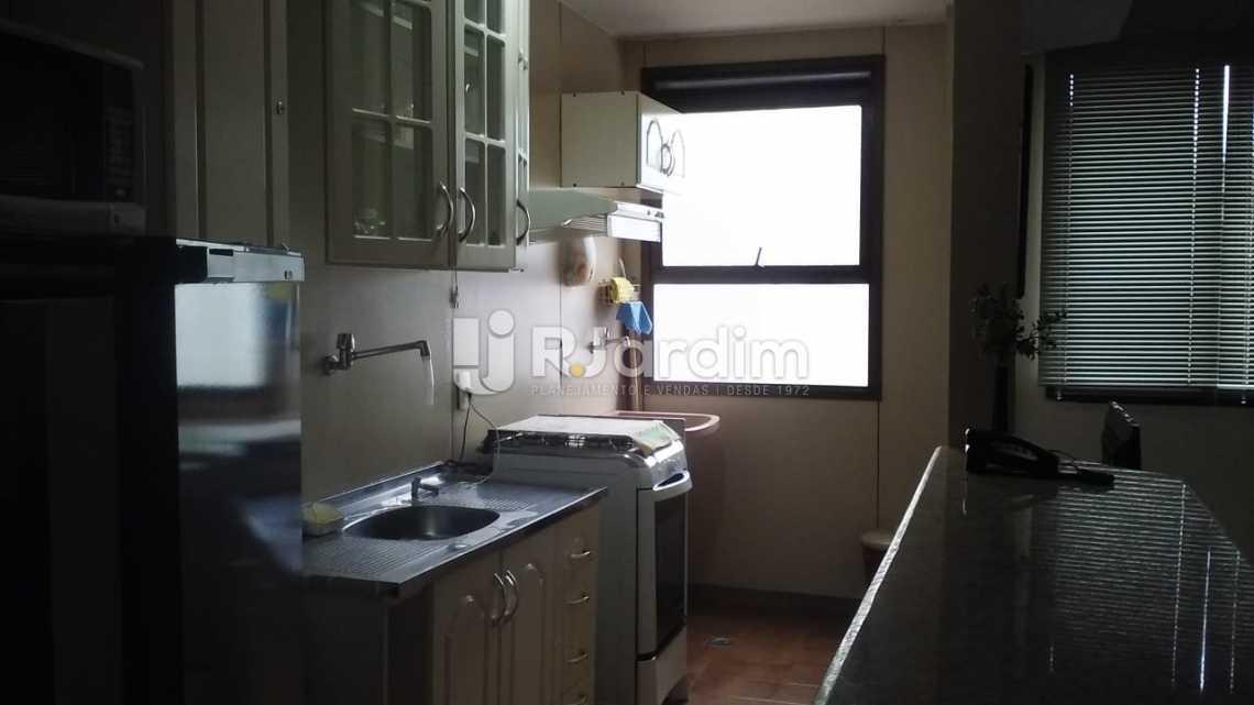 Cozinha  - Imóveis Aluguel Flat Ipanema 2 Quartos - LAFL20063 - 5