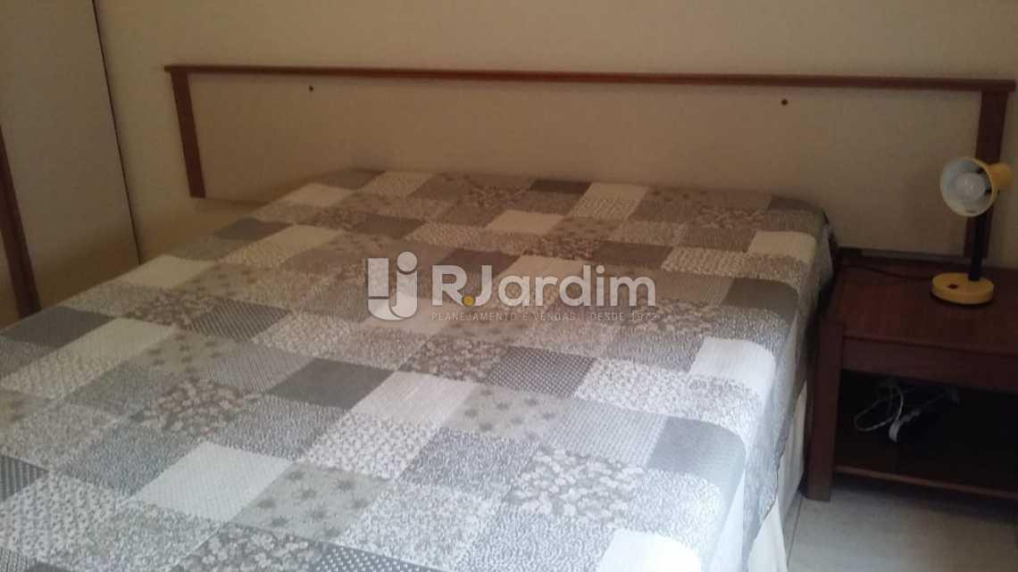 1o quarto  - Imóveis Aluguel Flat Ipanema 2 Quartos - LAFL20063 - 9