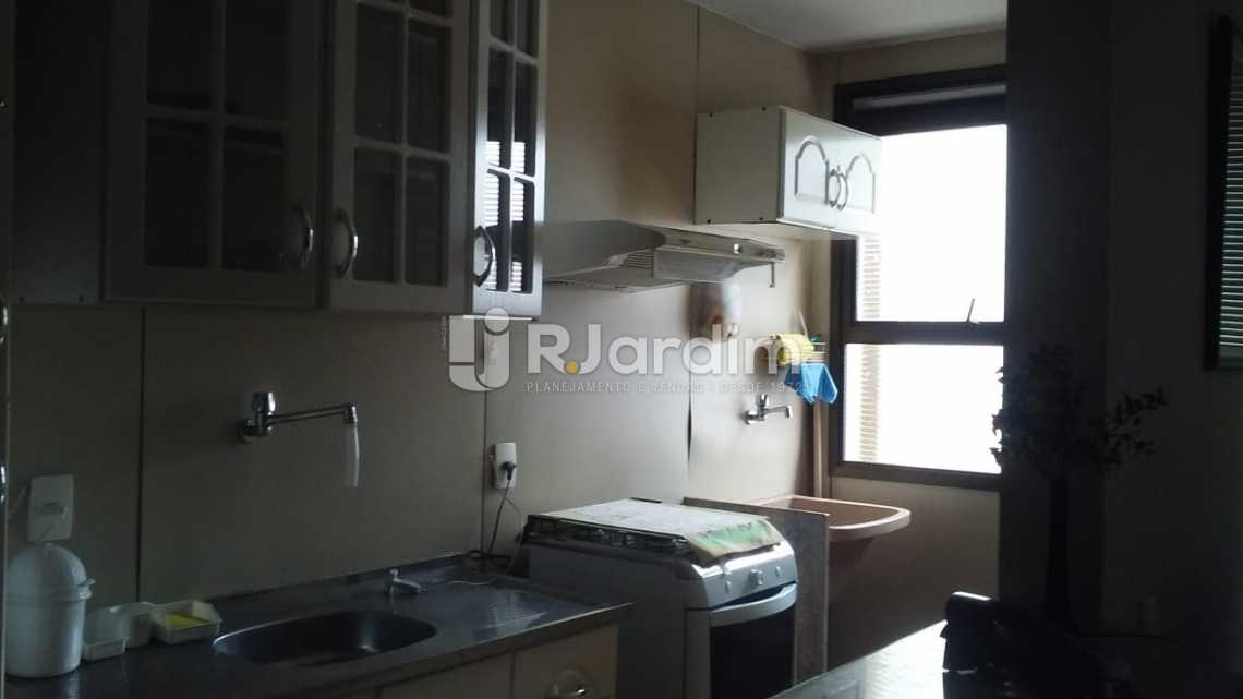 Cozinha  - Imóveis Aluguel Flat Ipanema 2 Quartos - LAFL20063 - 6