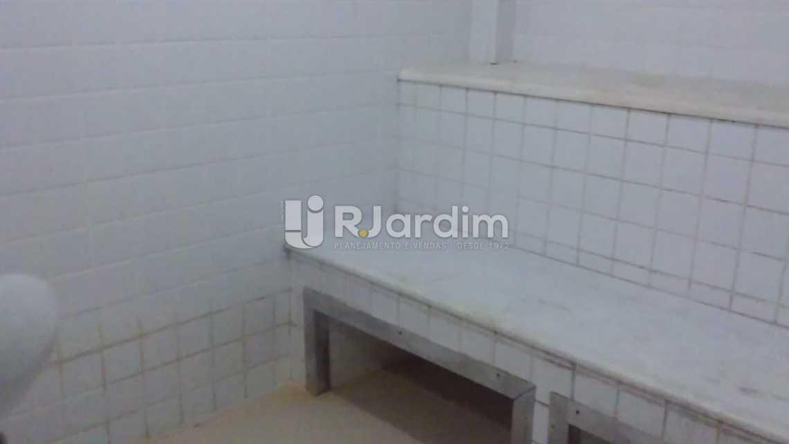 sauna  - Imóveis Aluguel Flat Ipanema 2 Quartos - LAFL20063 - 17