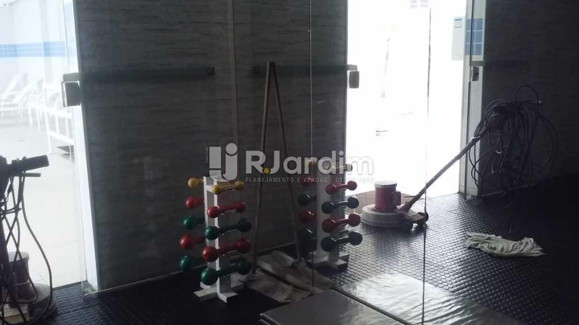 espaço fitness - Imóveis Aluguel Flat Ipanema 2 Quartos - LAFL20063 - 16