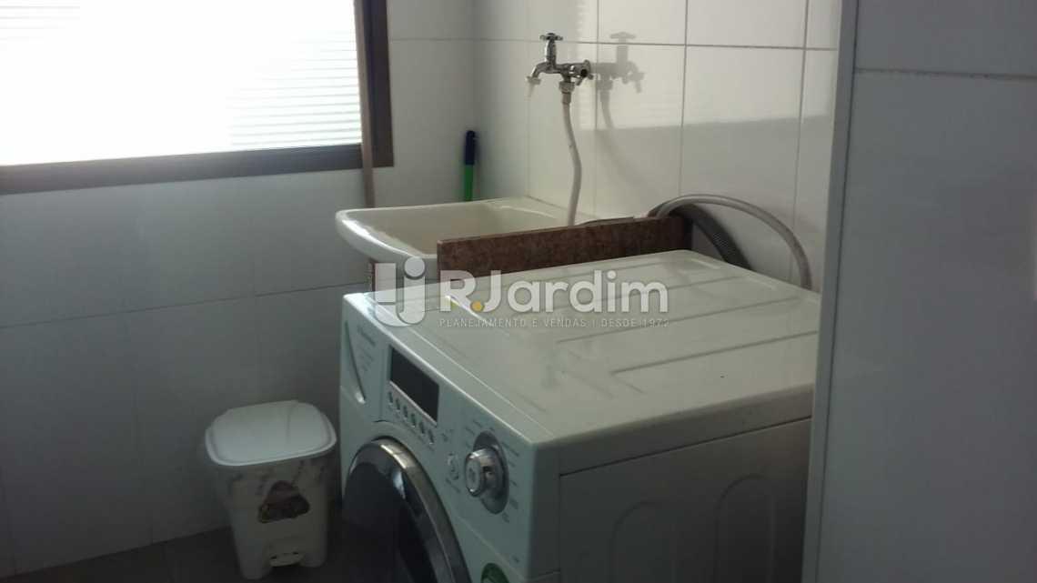 cozinha  - Aluguel Imóveis Flat Ipanema 2 Quartos - LAFL20064 - 14