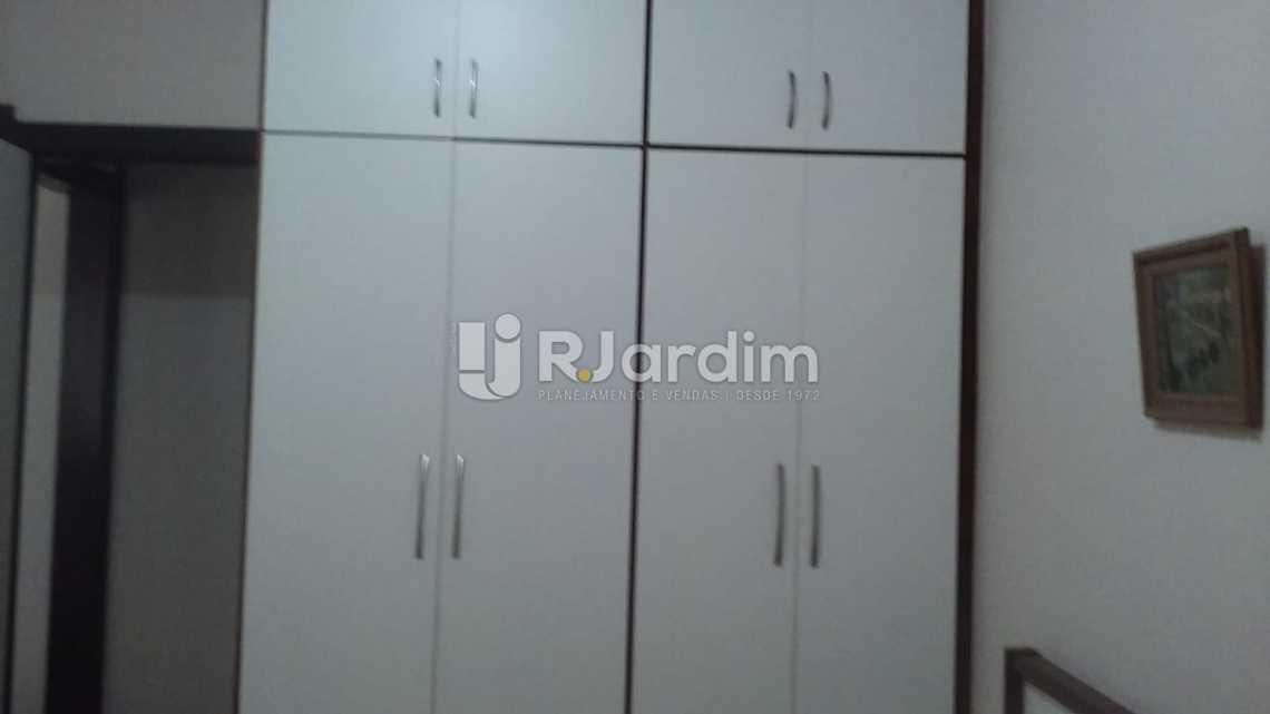 2o quarto  - Aluguel Imóveis Flat Ipanema 2 Quartos - LAFL20064 - 12