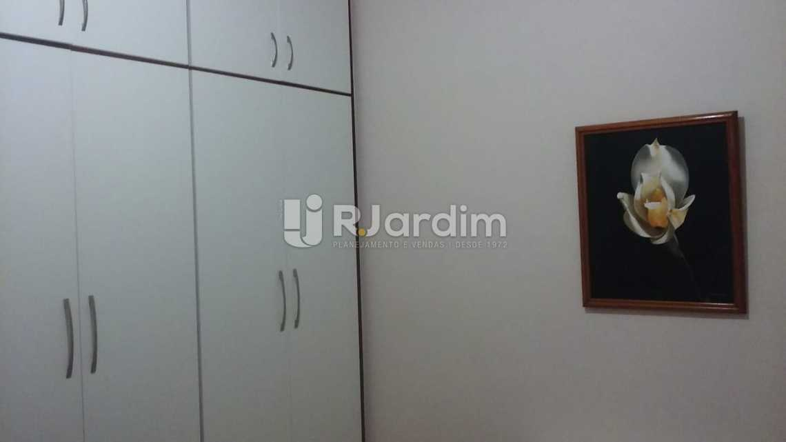1o quarto  - Aluguel Imóveis Flat Ipanema 2 Quartos - LAFL20064 - 8