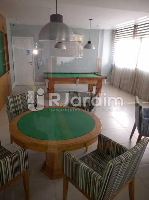 salão de jogos PUC - Compra Venda Avaliação Imóveis Apartamento Botafogo 3 Quartos - LAAP31653 - 21
