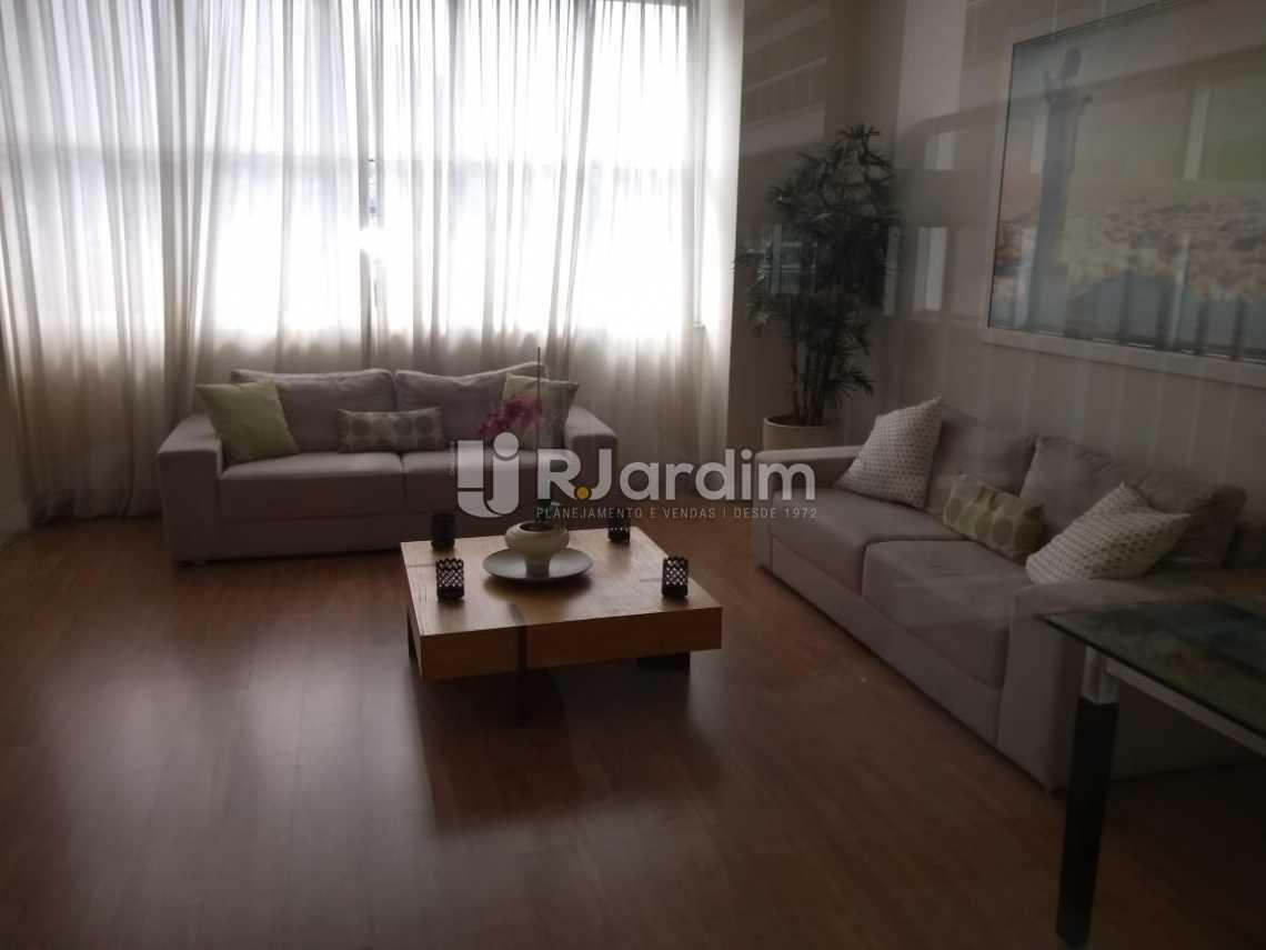 Espaço gourmet - Compra Venda Avaliação Imóveis Apartamento Botafogo 3 Quartos - LAAP31653 - 20