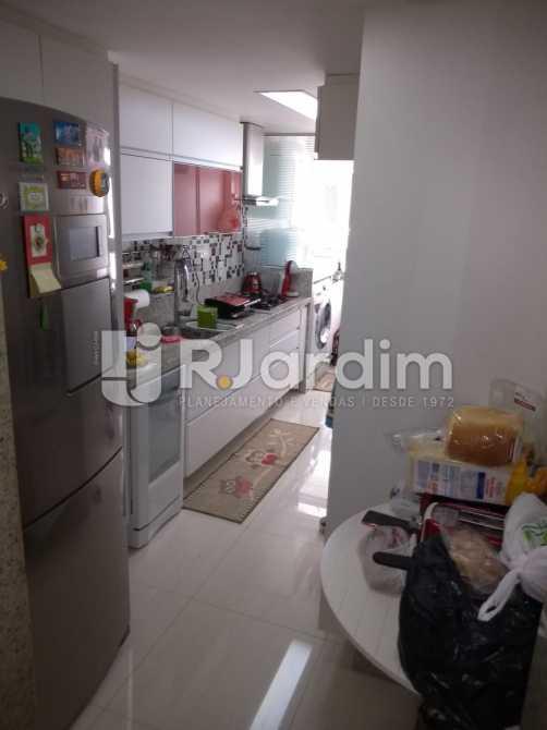 Cozinha  - Compra Venda Avaliação Imóveis Apartamento Botafogo 3 Quartos - LAAP31653 - 8