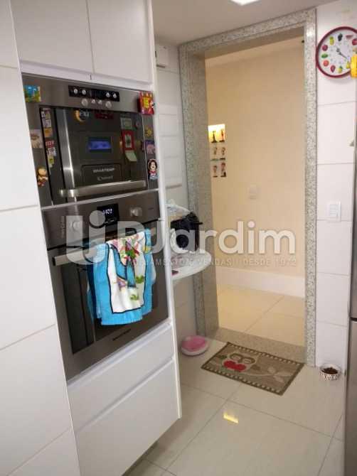 coznha  - Compra Venda Avaliação Imóveis Apartamento Botafogo 3 Quartos - LAAP31653 - 7