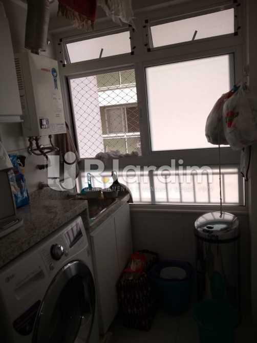 área de serviço - Compra Venda Avaliação Imóveis Apartamento Botafogo 3 Quartos - LAAP31653 - 10