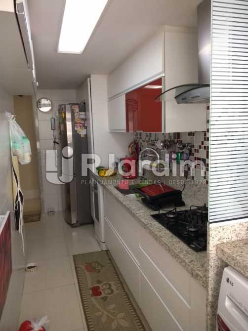 cozinha  - Compra Venda Avaliação Imóveis Apartamento Botafogo 3 Quartos - LAAP31653 - 9
