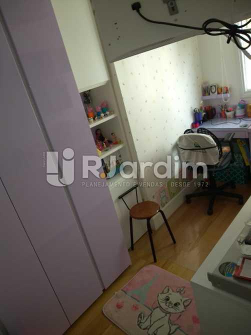 quarto - Compra Venda Avaliação Imóveis Apartamento Botafogo 3 Quartos - LAAP31653 - 14