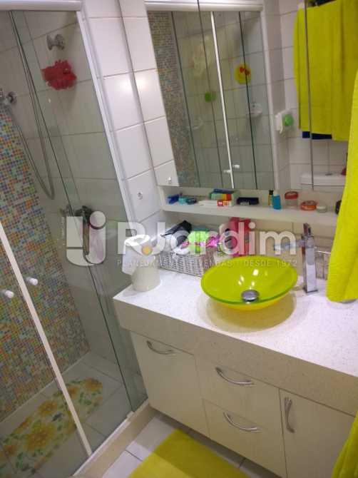 banheiro social - Compra Venda Avaliação Imóveis Apartamento Botafogo 3 Quartos - LAAP31653 - 18