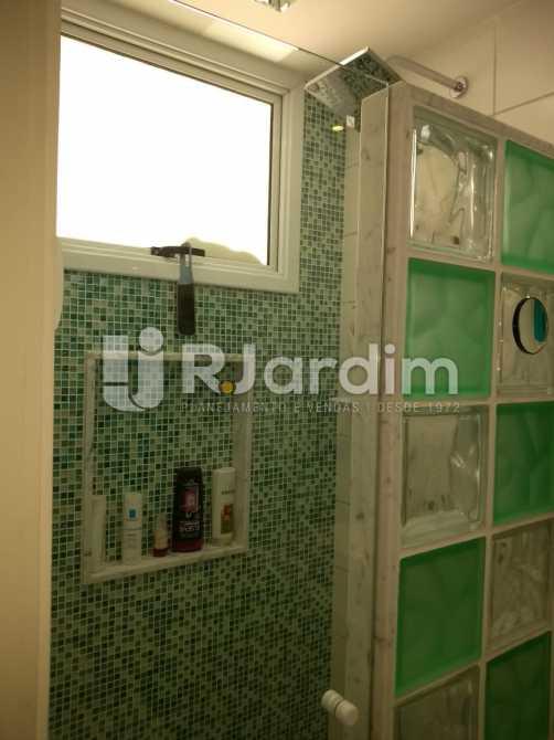 banheiro suite - Compra Venda Avaliação Imóveis Apartamento Botafogo 3 Quartos - LAAP31653 - 16