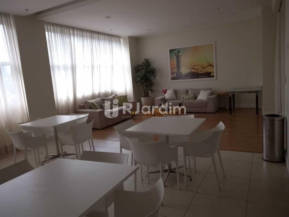 espaço gourmet - Compra Venda Avaliação Imóveis Apartamento Botafogo 3 Quartos - LAAP31653 - 25