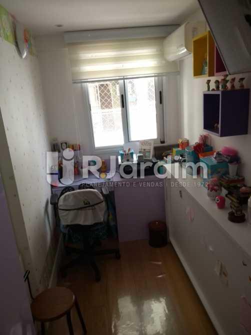 quarto revertido - Compra Venda Avaliação Imóveis Apartamento Botafogo 3 Quartos - LAAP31653 - 15