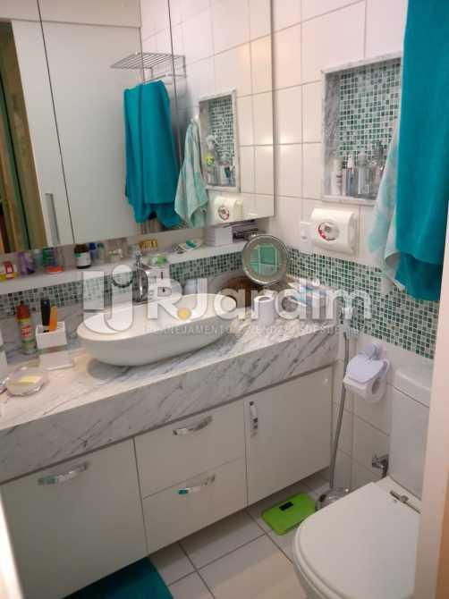 banheiro social - Compra Venda Avaliação Imóveis Apartamento Botafogo 3 Quartos - LAAP31653 - 17