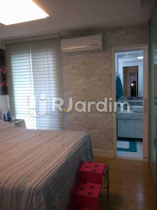 Suite do Casal - Compra Venda Avaliação Imóveis Apartamento Botafogo 3 Quartos - LAAP31653 - 11