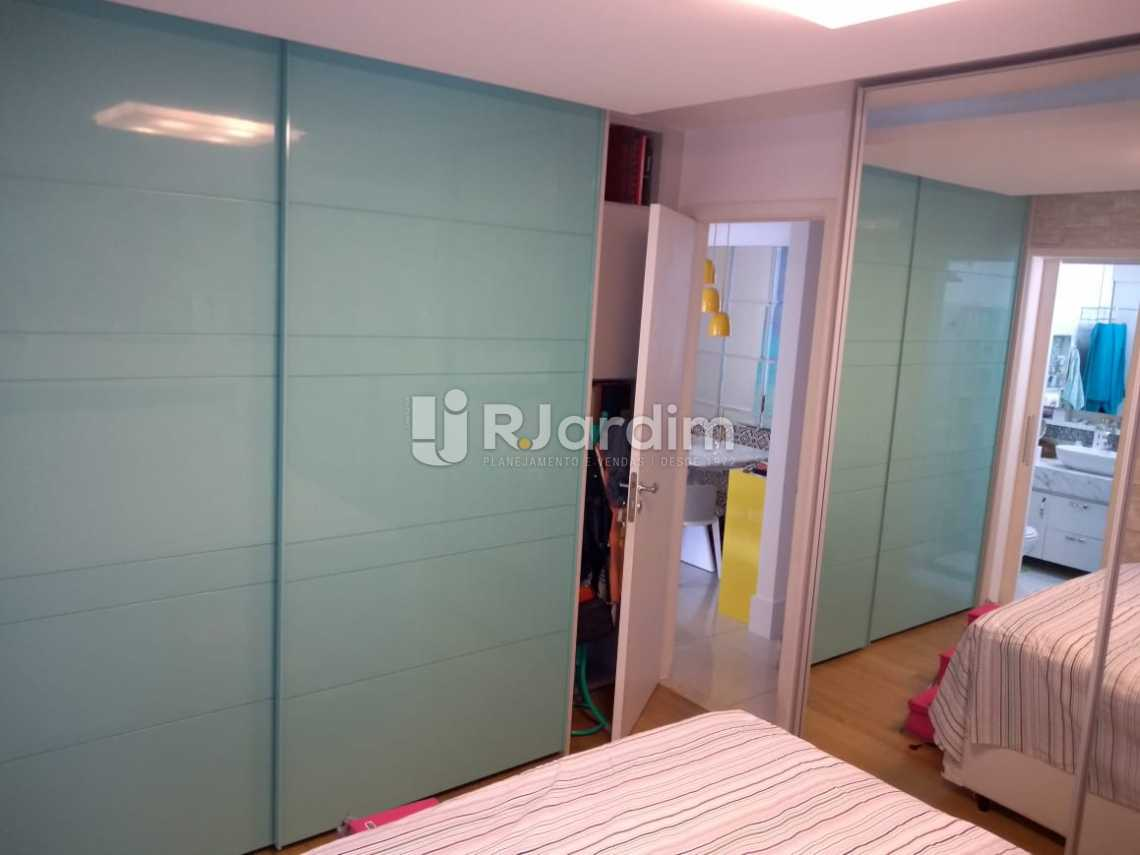 armarios da suite - Compra Venda Avaliação Imóveis Apartamento Botafogo 3 Quartos - LAAP31653 - 12