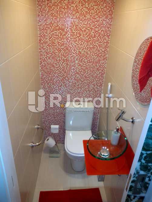 Lavabo - Compra Venda Avaliação Imóveis Apartamento Botafogo 3 Quartos - LAAP31653 - 19