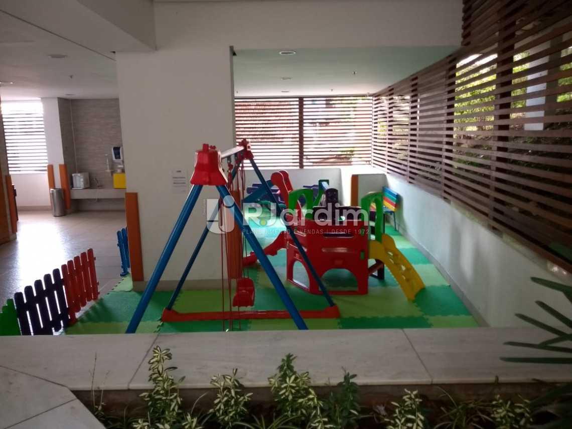 brinquedoteca - Compra Venda Avaliação Imóveis Apartamento Botafogo 3 Quartos - LAAP31653 - 26