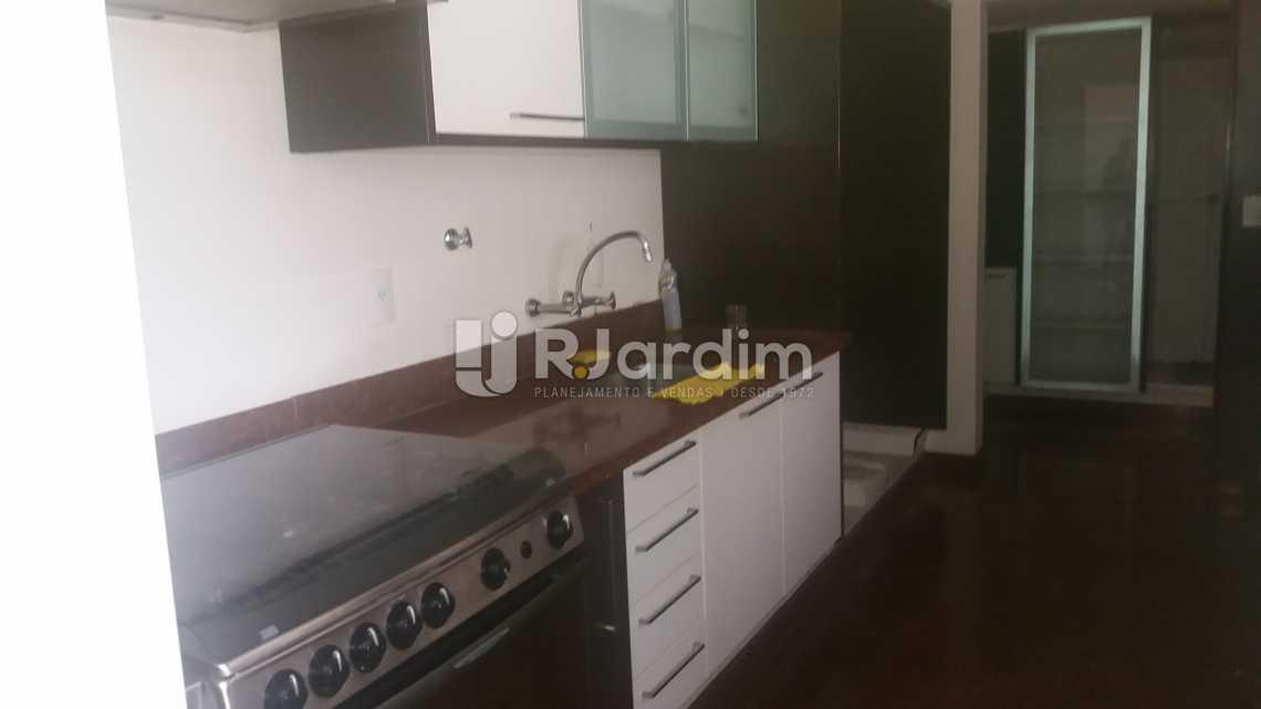 Cozinha - Cobertura À VENDA, Ipanema, Rio de Janeiro, RJ - LACO40148 - 15