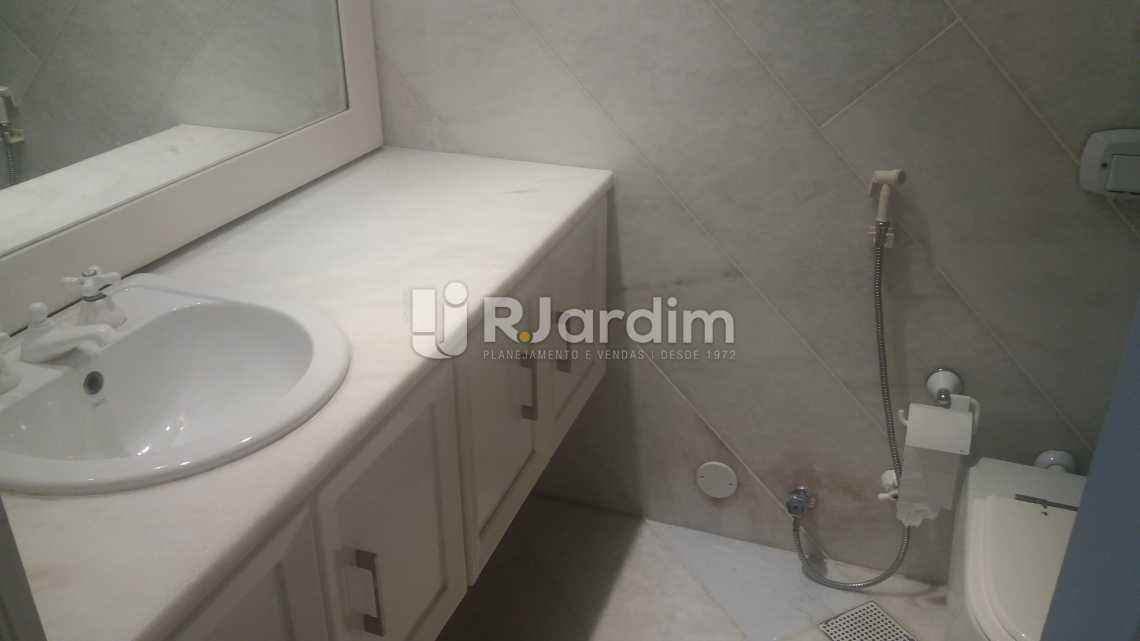 WC suíte 1 - Cobertura À VENDA, Ipanema, Rio de Janeiro, RJ - LACO40148 - 9