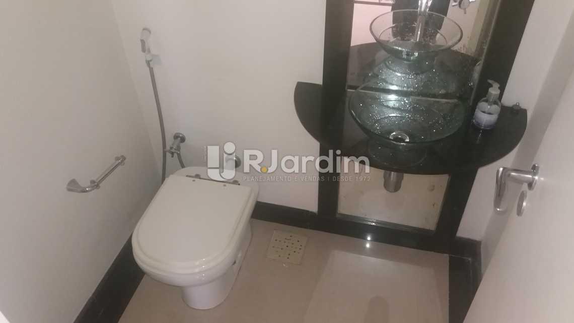 lavabo  2º piso - Cobertura À VENDA, Ipanema, Rio de Janeiro, RJ - LACO40148 - 17
