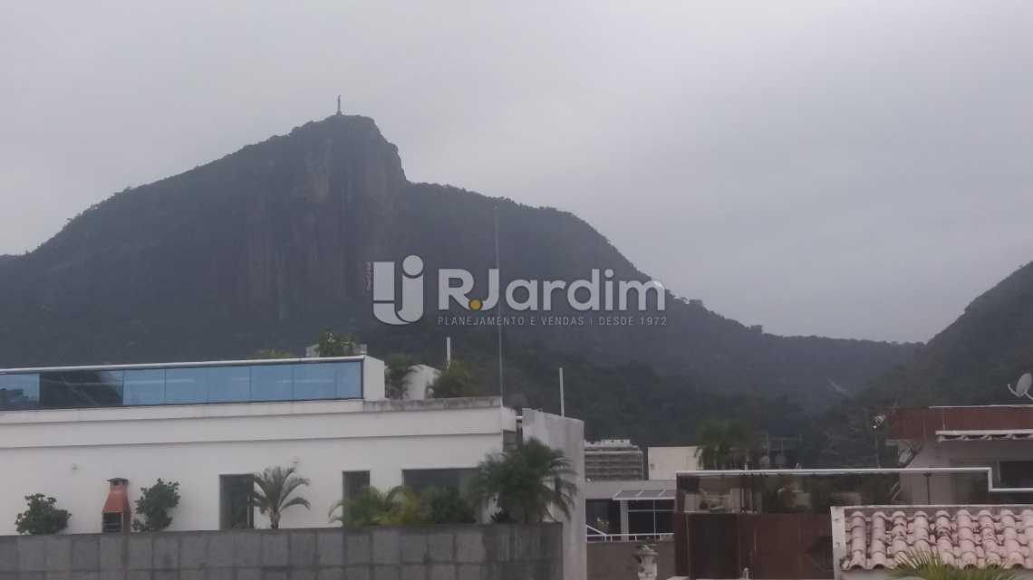 Vista terraço - Cobertura À VENDA, Ipanema, Rio de Janeiro, RJ - LACO40148 - 23