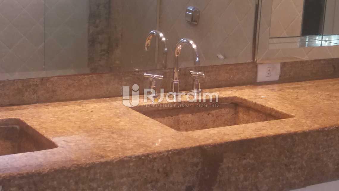 WC suíte 4 - Cobertura À VENDA, Ipanema, Rio de Janeiro, RJ - LACO40148 - 19