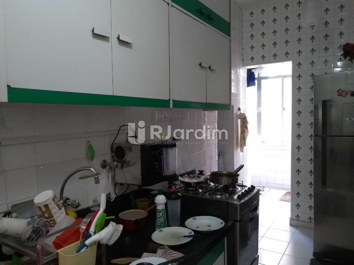 cozinha  - Apartamento À VENDA, Copacabana, Rio de Janeiro, RJ - LAAP31657 - 19