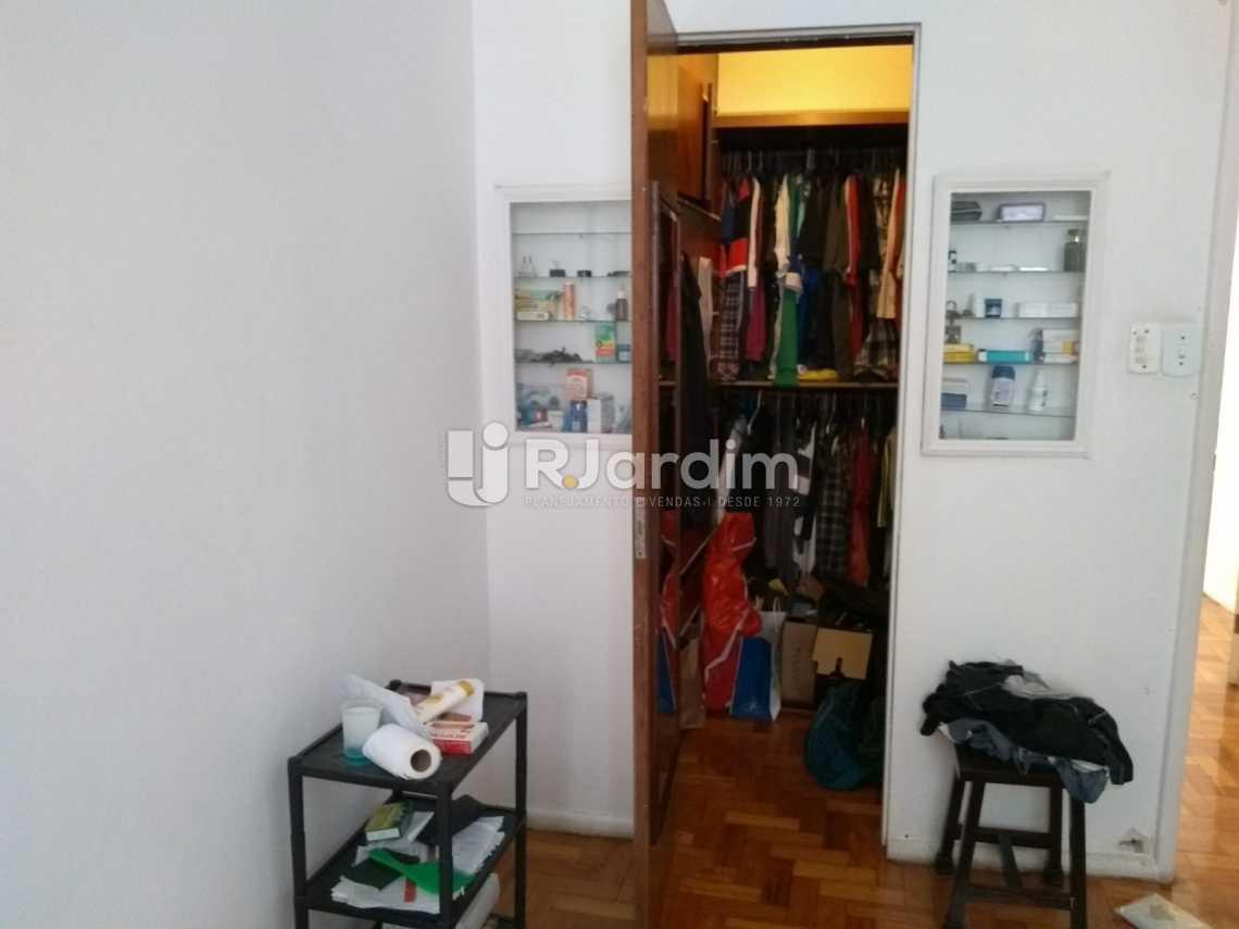 quarto 1 c/ closet  - Apartamento À VENDA, Copacabana, Rio de Janeiro, RJ - LAAP31657 - 6