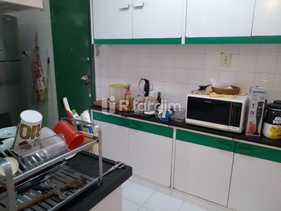 cozinha  - Apartamento À VENDA, Copacabana, Rio de Janeiro, RJ - LAAP31657 - 18