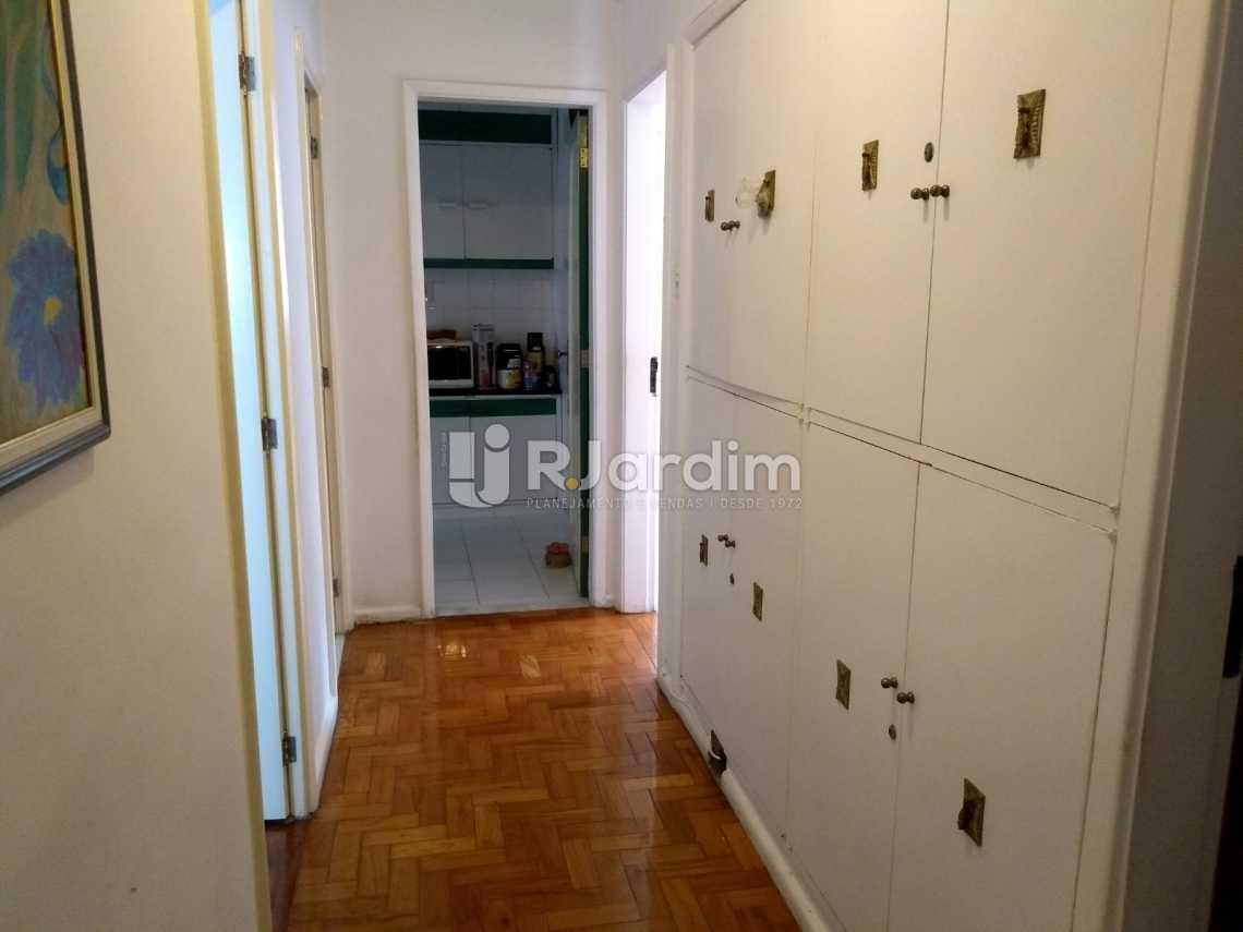 circulação / corredor  - Apartamento À VENDA, Copacabana, Rio de Janeiro, RJ - LAAP31657 - 13