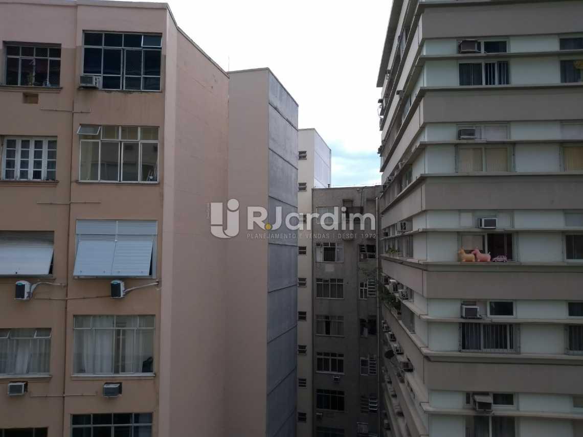vista / sala  - Apartamento À VENDA, Copacabana, Rio de Janeiro, RJ - LAAP31657 - 5
