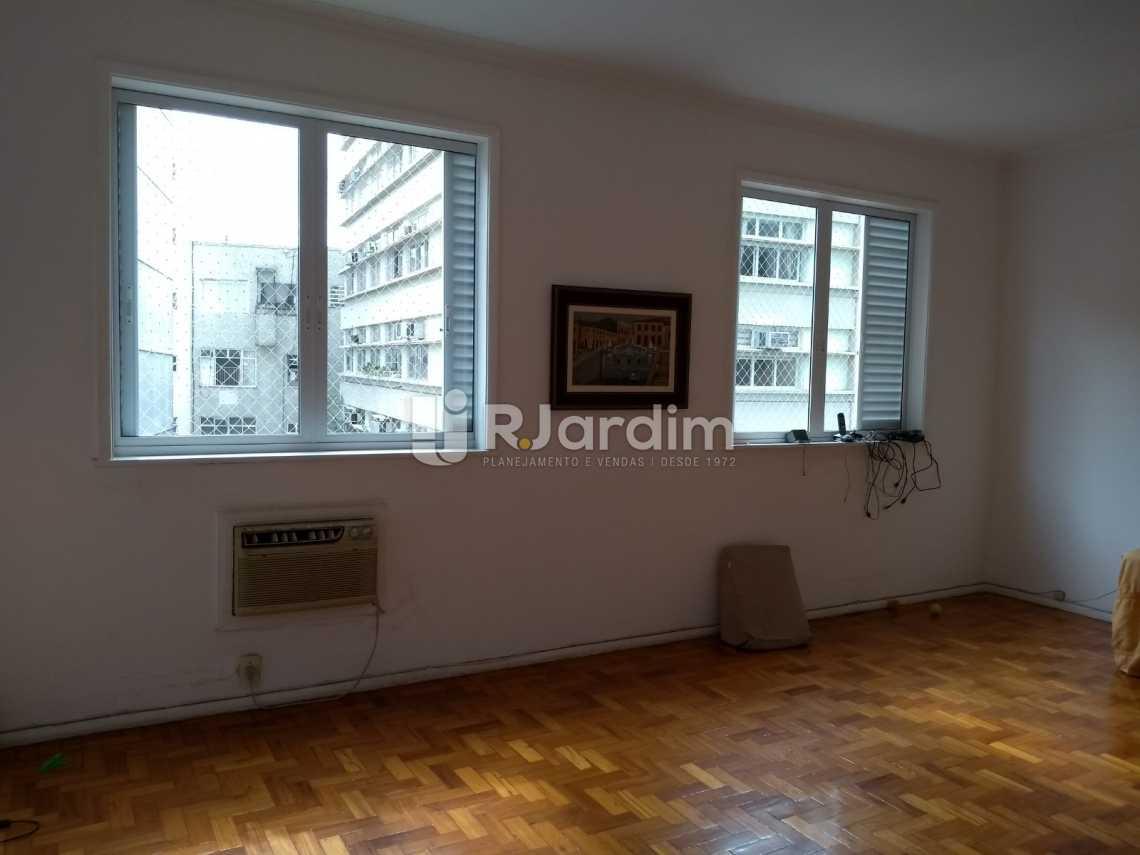 sala - Apartamento À VENDA, Copacabana, Rio de Janeiro, RJ - LAAP31657 - 3