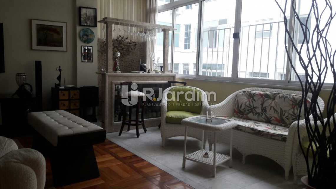 Sala  - Apartamento PARA ALUGAR, Copacabana, Rio de Janeiro, RJ - LAAP31665 - 4