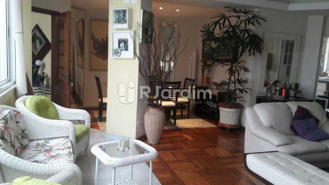 Sala  - Apartamento PARA ALUGAR, Copacabana, Rio de Janeiro, RJ - LAAP31665 - 5